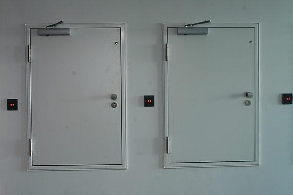 Контроль доступа на НСК